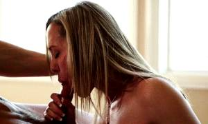 Blowjob at Imaginenudebabes
