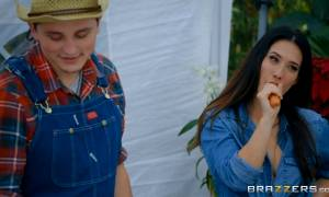 Eva Lovia – The Farmer's Wife