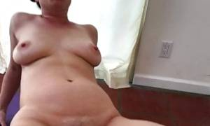 hot session with my personal trainer (clip)