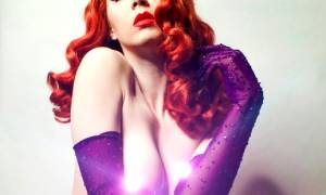 Jessica Rabbit Glamour – Juliette Electrique Https://linktr.ee/juliette_electrique_official