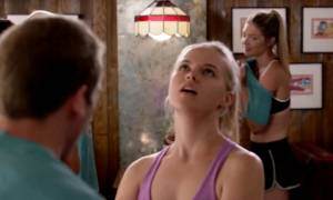 Maddie McCormick Nudity Debut In Shameless